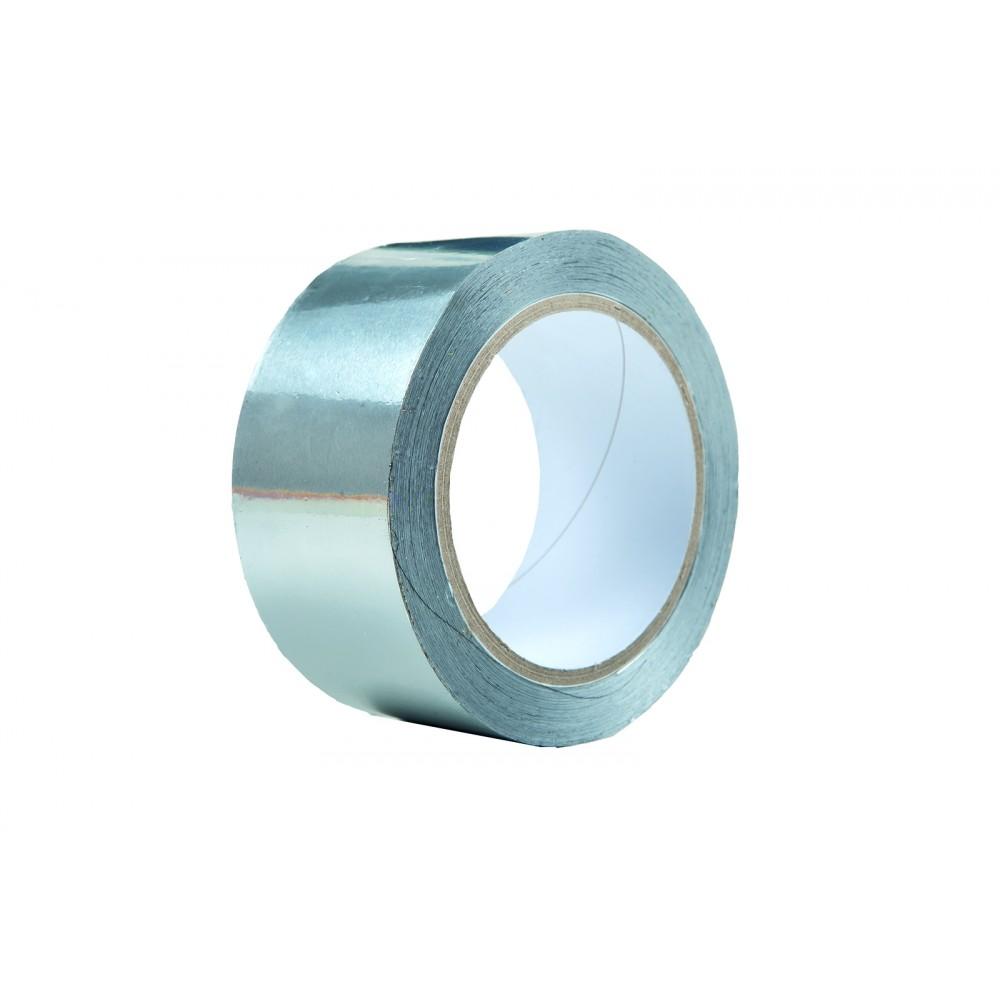 Alumiiniteippi 50m/50mm Teollisuus 150C