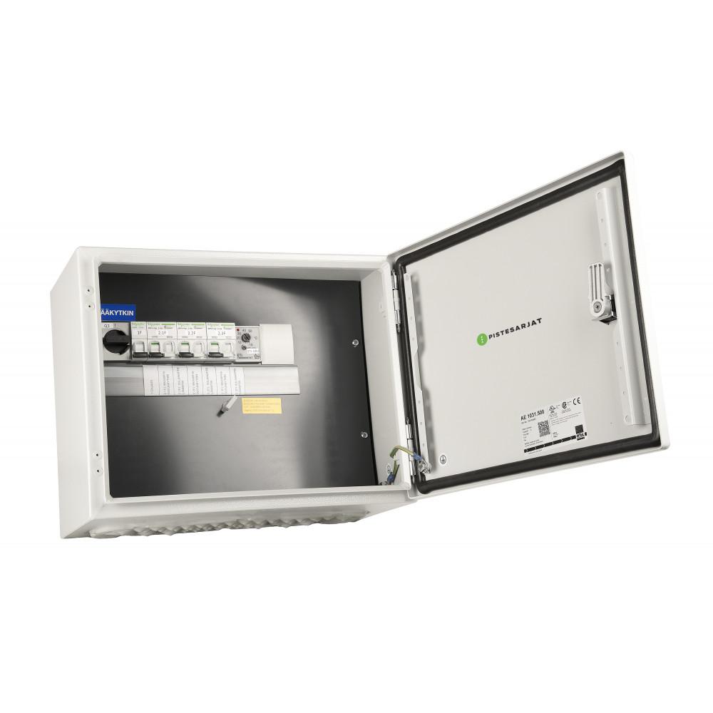 Sulanapitokeskus 230V SPK 9 ETI -10...+50°C