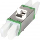 Adapteri SM E2000 APC OS2 duplex E2000 APC OS2 SM duplex, 12pcs/pss