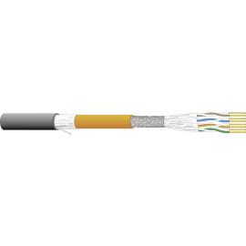Tietoverkkokaapeli-Cat7 CU7002 Out PE Fca Cat.7 S/FTP 4Px0,57 Ulkoas. Fca