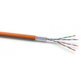 Tietoverkkokaapeli-Cat7 SLAN 1000 Dca Cat.7 S/FTP 4P FRNC/LSOH Dca