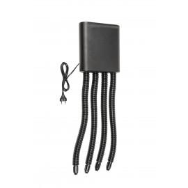 Kengänkuivain ST 3D 220w black