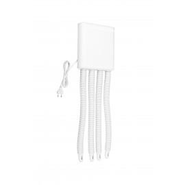 Kengänkuivain ST 3D 220w white