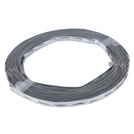 Kiinnitysvanne metalli 20m Zn Metallinen kiinnitysvanne 20m Zn