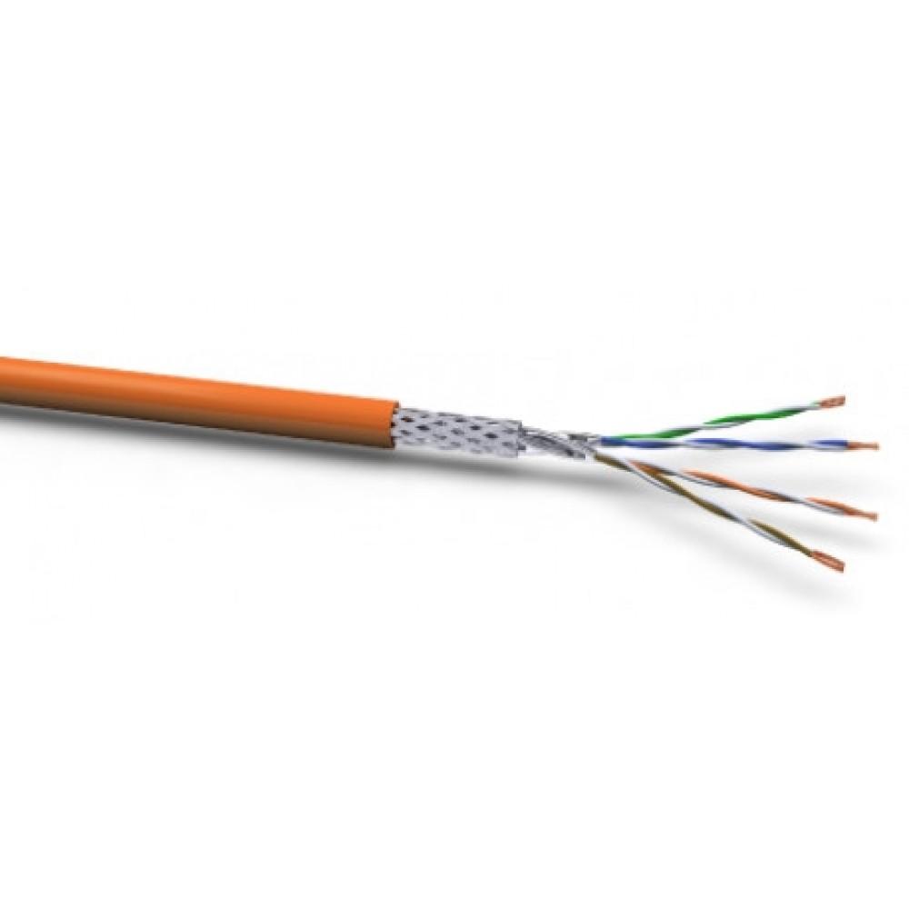 Tietoverkkokaapeli-Cat7 SLAN 1000 Cat.7 S/FTP 4P FRNC/LSOH Dca