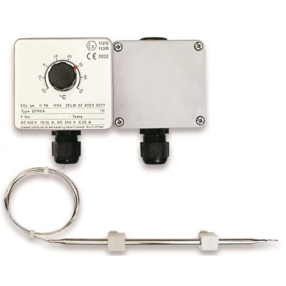 Ex RT-20-50  -20...+50C Ex termostaatti