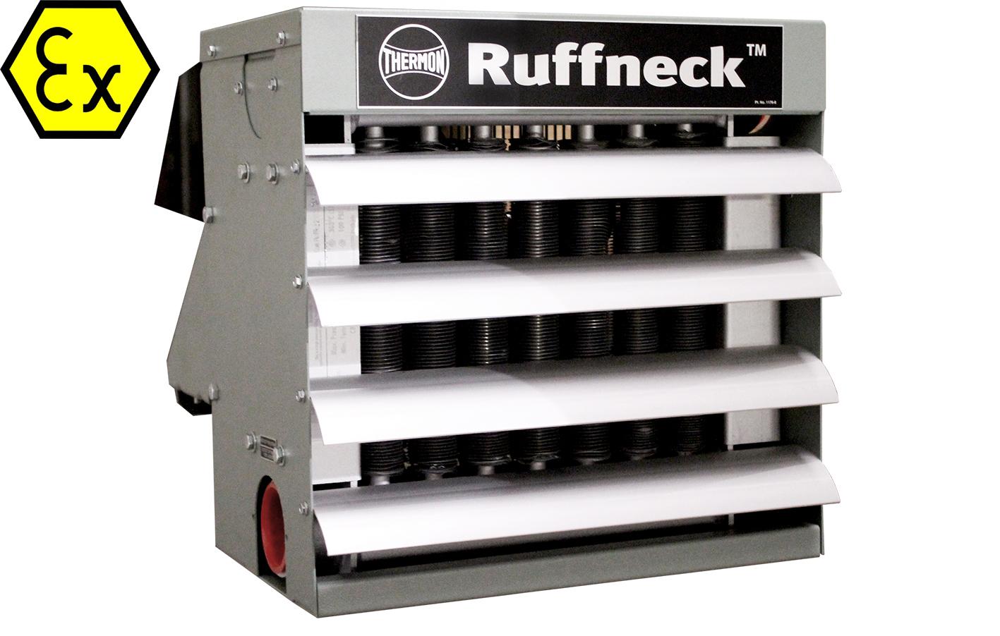 FR Pakkasen kestävä lämmönvaihdin teollisuuteen