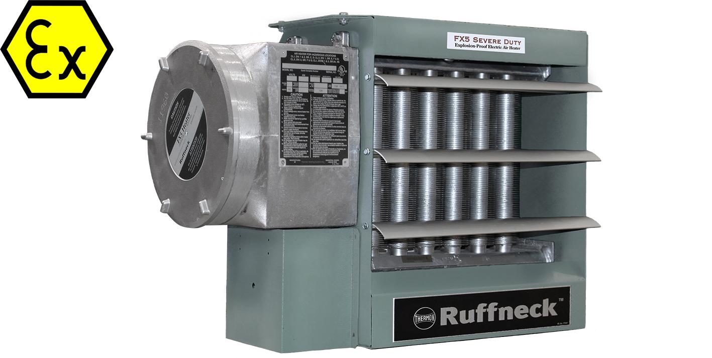 FX5-SD teollisuuden lämmityspuhallin