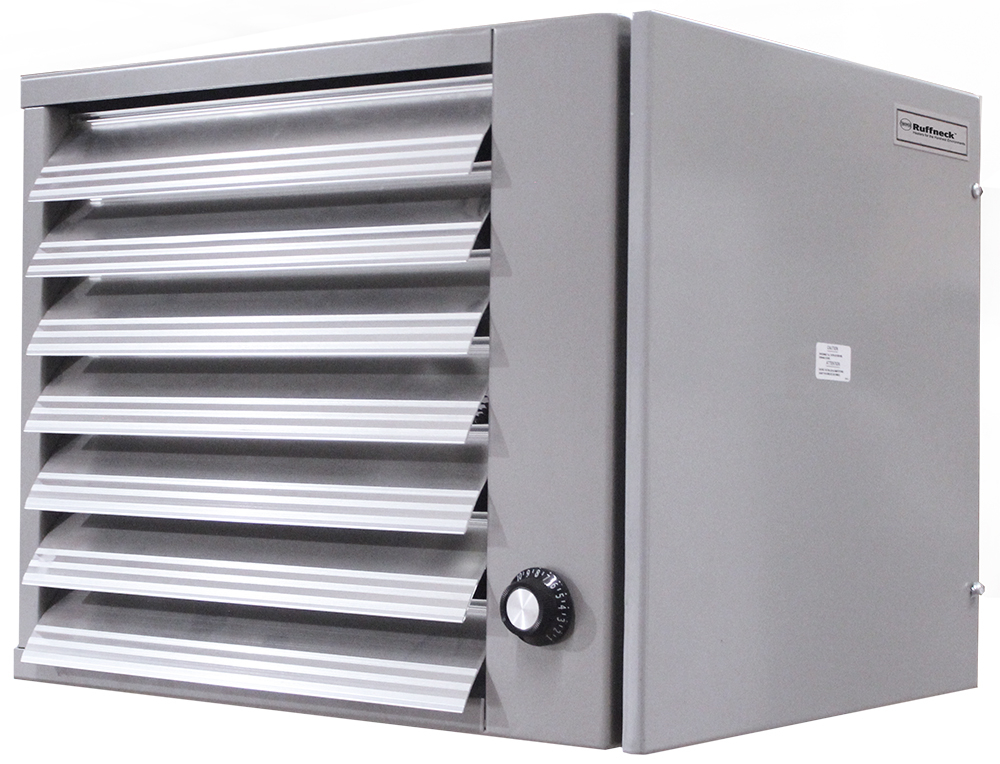 RGX Lämmityspuhallin teollisuuden rankkoihin kohteisiin.